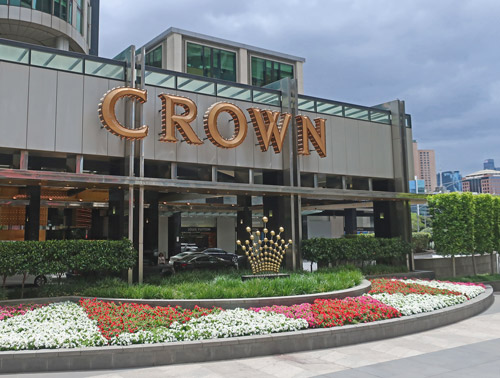 Crown Casino in Melbourne Australia
