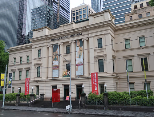 Immigration Museum, Melbourne Australia